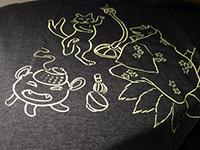 yonpo Tシャツ